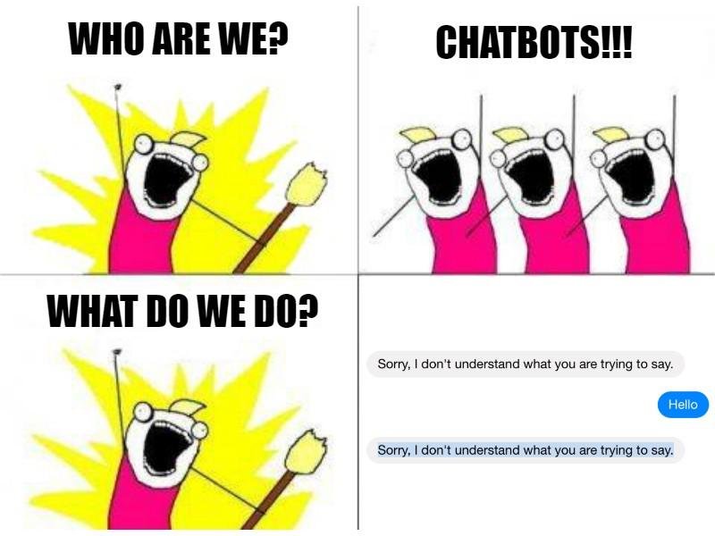 Digital marketing trends for 2020 - chatbots