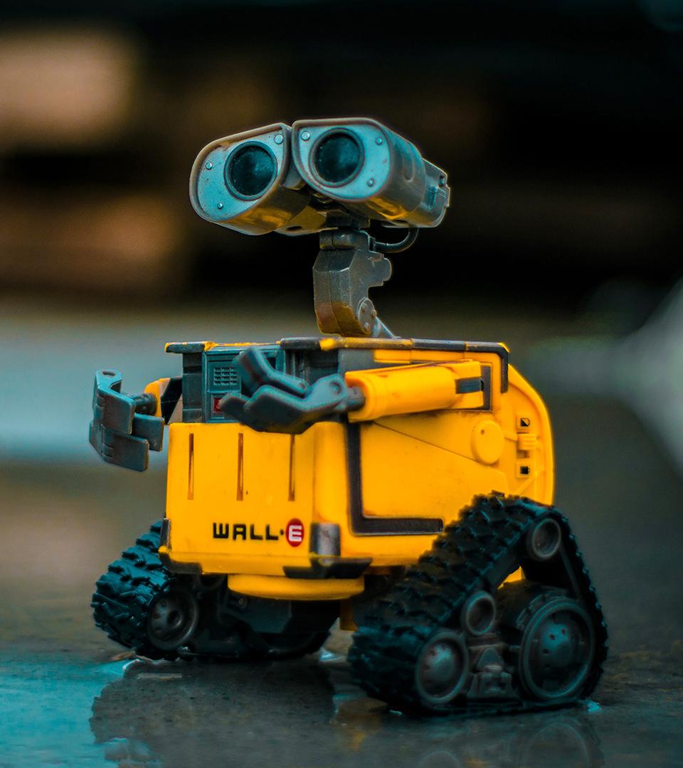 Talking to bots - contact us